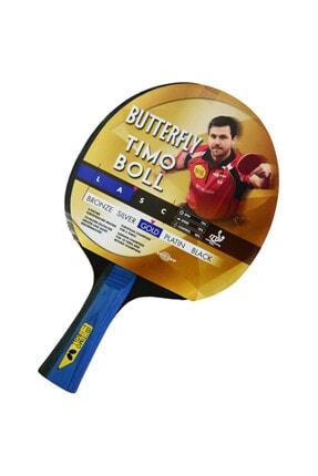 BUTTERFLY Timo Boll Gold Masa Tenisi Raketi 3