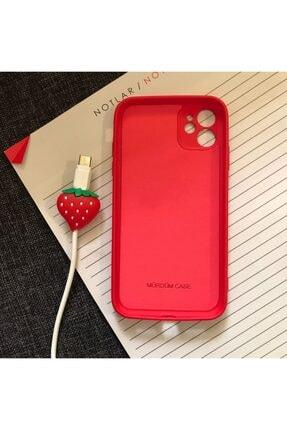 SUPPO Iphone 11 Kamera Korumalı Model, Logolu Lansman Kılıf Ve Kablo Koruyucu 2
