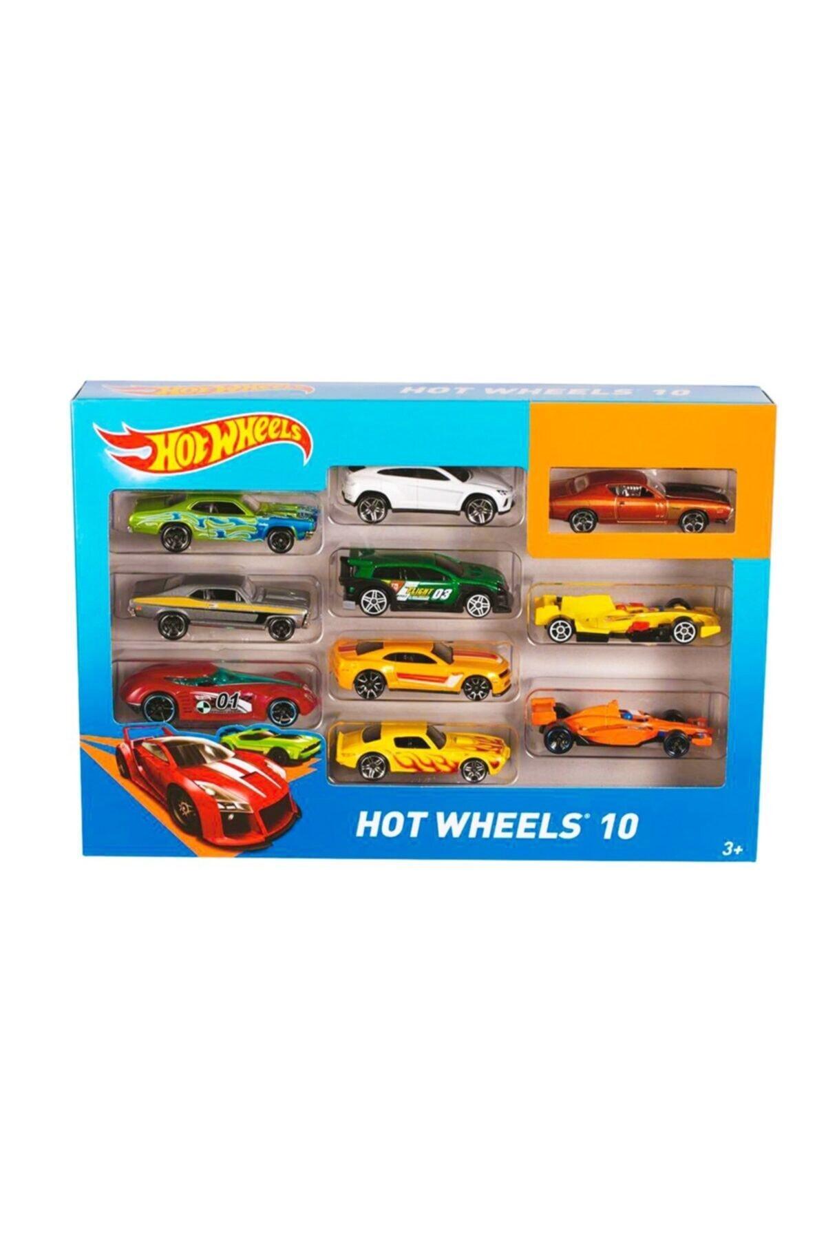 10'lu Araba Seti