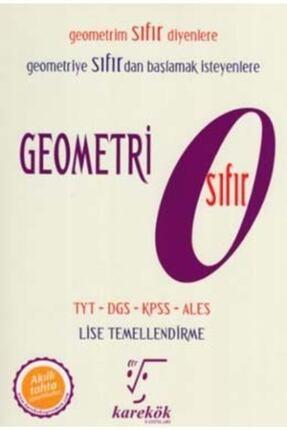 Karekök Yayınları Geometri Sıfır Tyt Dgs Kpss Ales 0
