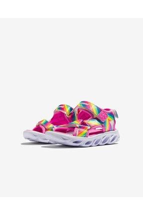 Skechers Küçük Kız Çocuk Çoklu Sandalet 3
