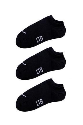 Ltb Sıyah Çorap 1