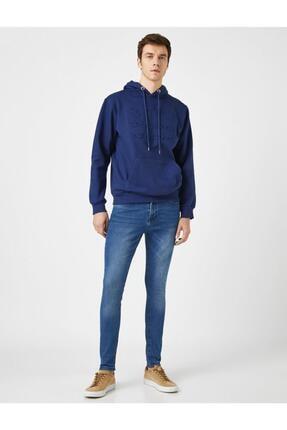Koton Erkek Jeans Super Skınny Fıt Justın 0