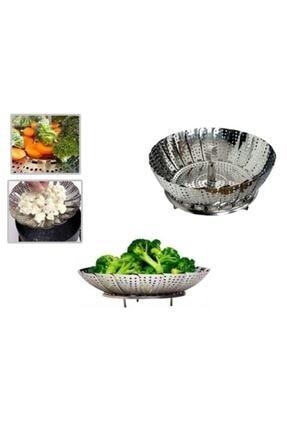 YAKUT Buharda Sebze Pişirme Sepeti Haşlama Aparatı 3