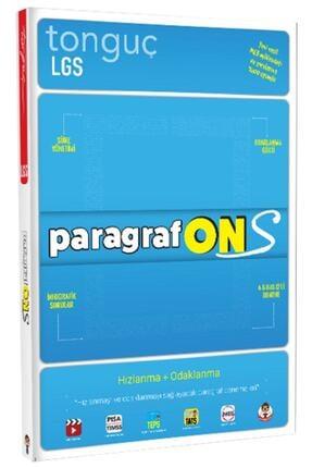 Tonguç Akademi Lgs Paragrafons Hızlanma Ve Odaklanma Denemeleri 0