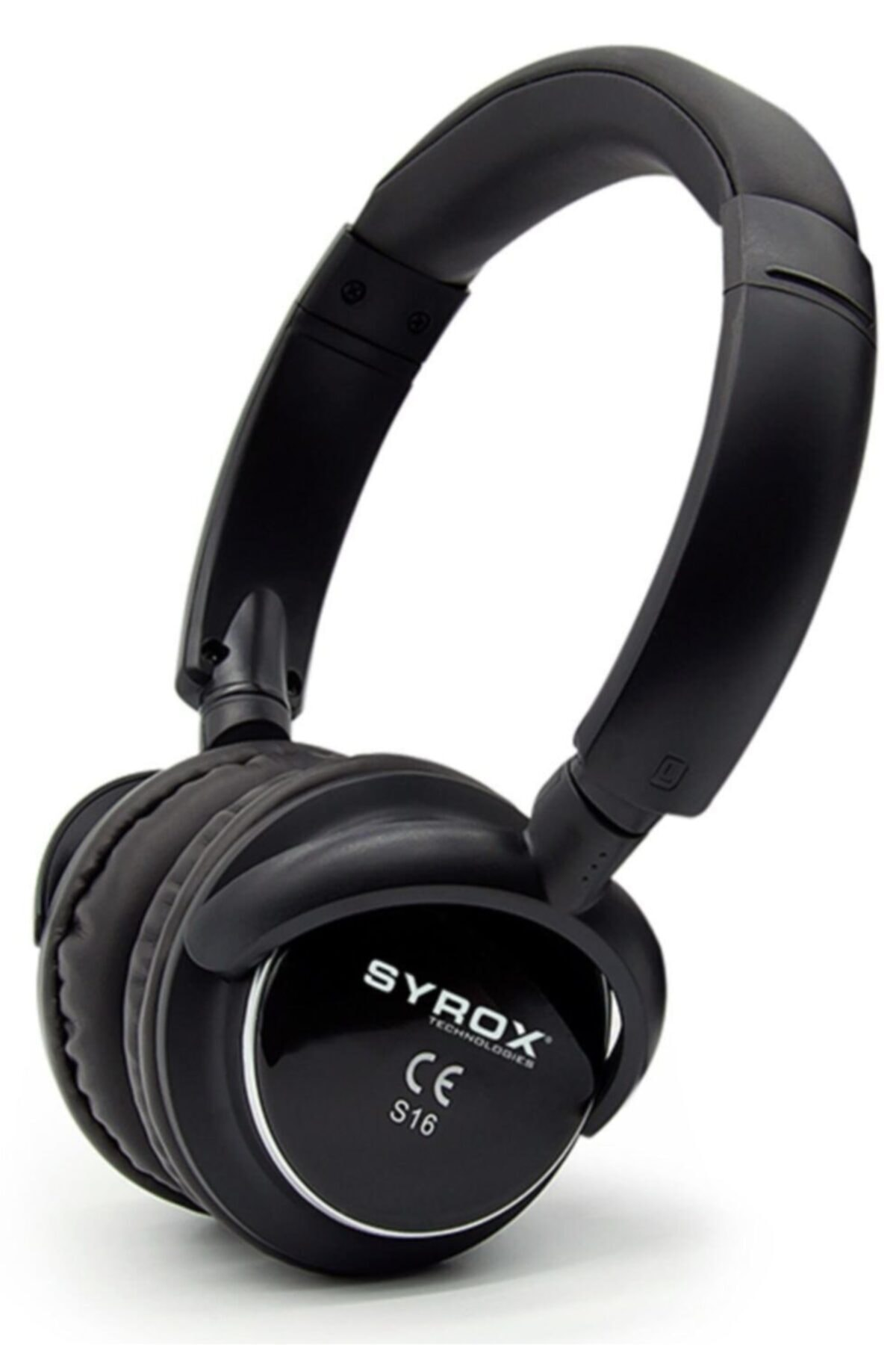 Siyah J-84 As16 16 Bluetooth 4 Fonksiyonlu Kulak Üstü Kulaklık S16