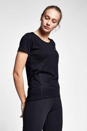 Lescon Siyah Kadın T-shirt 20s-2204-20n 1