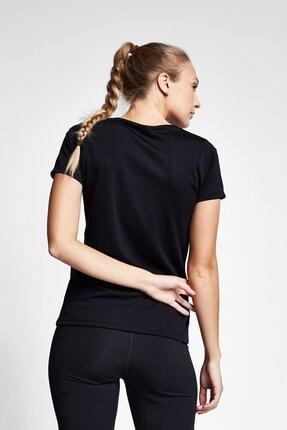 Lescon Siyah Kadın T-shirt 20s-2204-20n 2