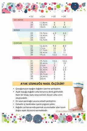 Vicco Unisex Çocuk Saks Mavi Sunny Sandalet 1