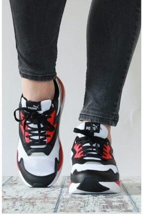 Puma X-ray Lite Unisex Siyah Günlük Ayakkabı 37412205 2