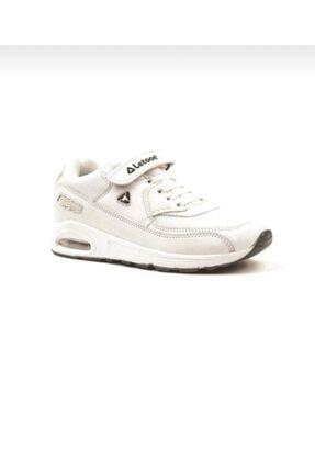 Çocuk Beyaz Airmax Spor Ayakkabı resmi