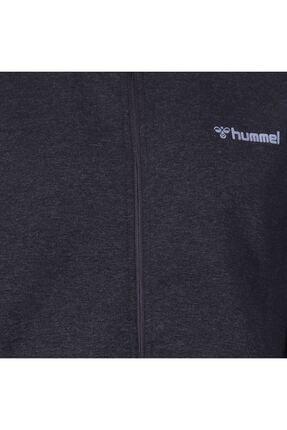 HUMMEL Sorento Zıp Hoodıe Erkek Sweatshirt 3