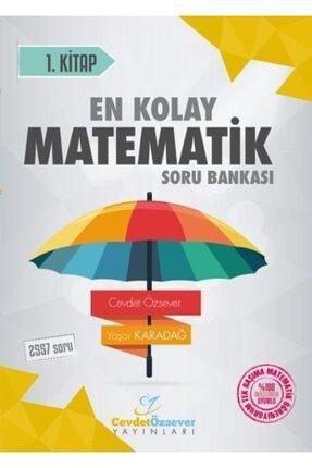 Cevdet Özsever Yayınları Pusulalı Kolay Matematik Soru Bankası 0