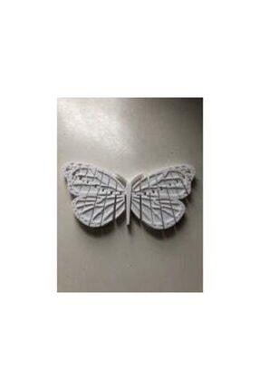 AldımGeldi Hareket Edebilir Monarch Kelebek Dekoratif Süs Eşyası Hediyelik 0