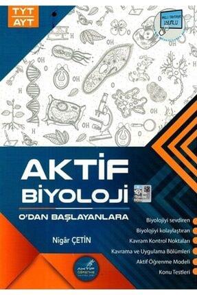 Aktif Öğrenme Yayınları Tyt Ayt Biyoloji Seti ve 3'lü Tyt Denemesi 2