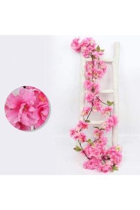 Nettenevime Yapay Çiçek Bahardalı 180cm Dolanabilen Model Japon Kiraz Çiçeği Pembe 1