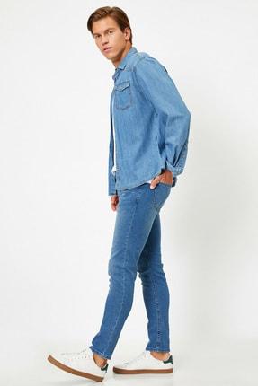 Erkek Indıgo Jeans 1KAM43560LD