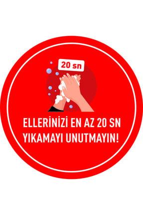3M Ellerimizi Yıkayalım Sticker 0