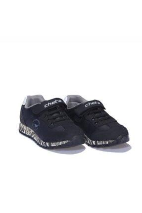 Cheta Siyah Erkek Spor Ayakkabı 2