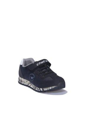 Cheta Siyah Erkek Spor Ayakkabı 4