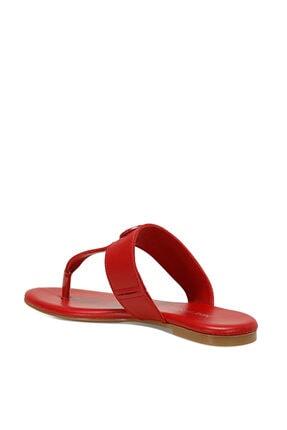 Nine West AVA Kırmızı Kadın Plaj Terliği 100526335 2