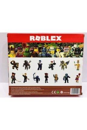 oyuncakchi Roblox Figür Oyuncak Aksesuarlı 12 Parça Set Kutulu Robloks 4