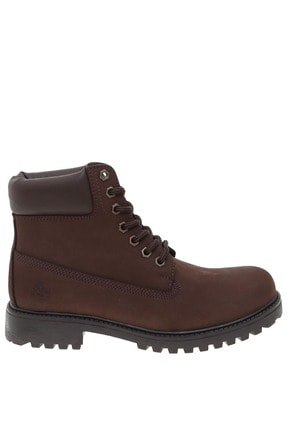 Lumberjack RIVER NUB Koyu Kahve Erkek Deri Fashion 100263719 0