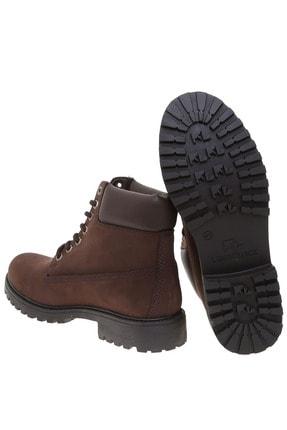Lumberjack RIVER NUB Koyu Kahve Erkek Deri Fashion 100263719 2