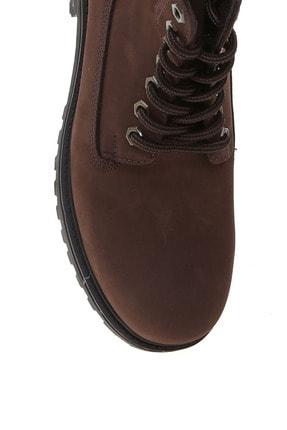 Lumberjack RIVER NUB Koyu Kahve Erkek Deri Fashion 100263719 3