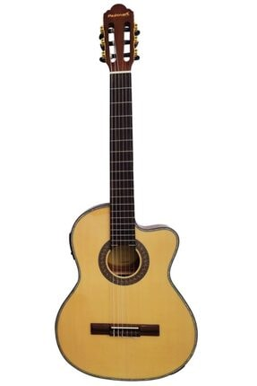İstanbul Masterwork Lc-3923cseq Profesyonel Elektro Klasik Gitar 0