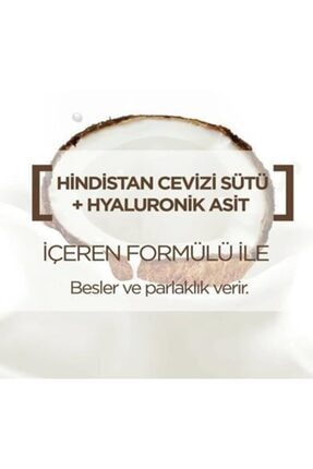 Garnier Süt Bombası Besleyici Kağıt Yüz Maskesi Hindistan Cevizi 2