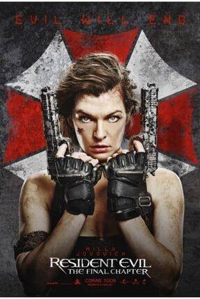 AKTÜEL POSTER Resident Evil The Final Chapter (2017) 35 X 50 Poster Hollyball 0