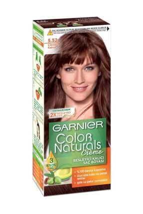 Garnier Çikolata Kahve Saç Boyası 5/52 0