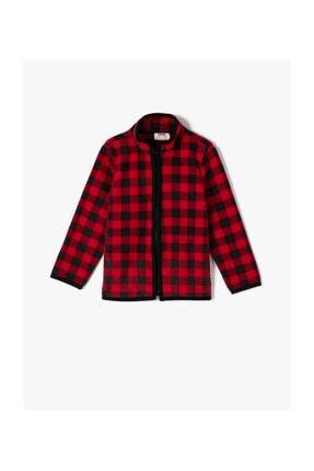 Koton Kırmızı Erkek Çocuk Sweatshirt 0