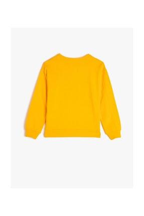 Koton Hardal Kız Çocuk Sweatshirt 1