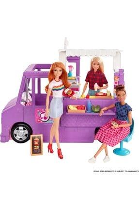 Barbie 'nin Yemek Arabası Gmw07 Lisanslı Orjınal Ürün 2