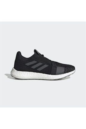 adidas SENSEBOOST GO W Siyah Kadın Koşu Ayakkabısı 101015792 0