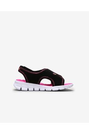 Skechers SYNERGY - AQUA BREEZE Küçük Kız Çocuk Siyah Sandalet 86786N BKHP 3