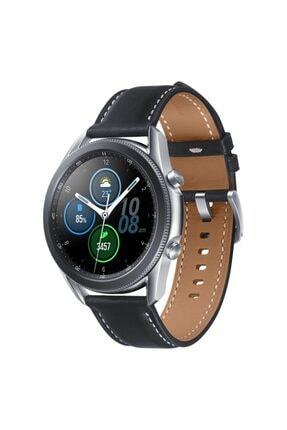 Samsung Galaxy Watch3 45mm Gümüş Akıllı Saat (Samsung Türkiye Garantili) 2