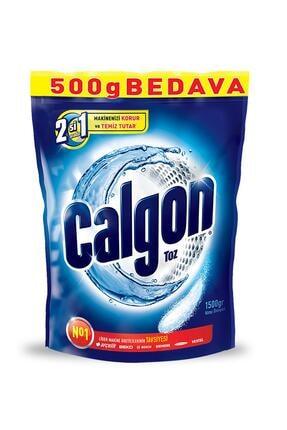 Calgon Çamaşır Makinesi Kir ve Kireç Önleyici 1500 gr Toz 0