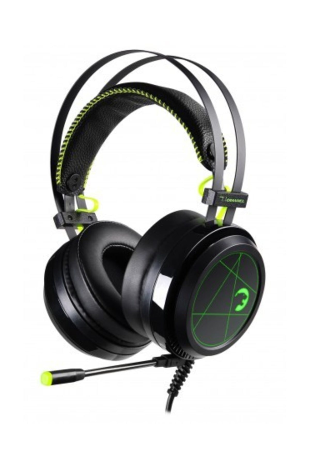 Medusa Siyah 7.1 Pro Oyuncu Kulaklığı