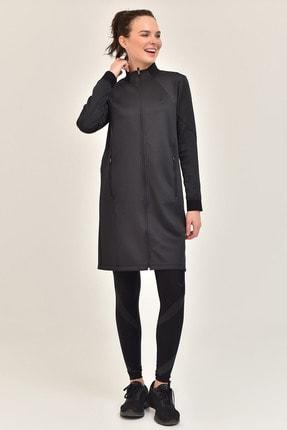 bilcee Füme Kadın Uzun Ceket  GS-1516 0