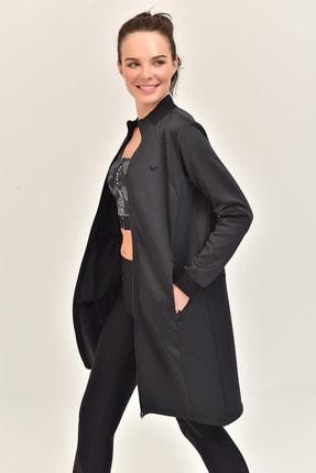 bilcee Füme Kadın Uzun Ceket  GS-1516 1