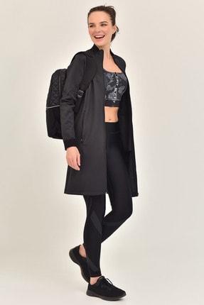 bilcee Füme Kadın Uzun Ceket  GS-1516 4