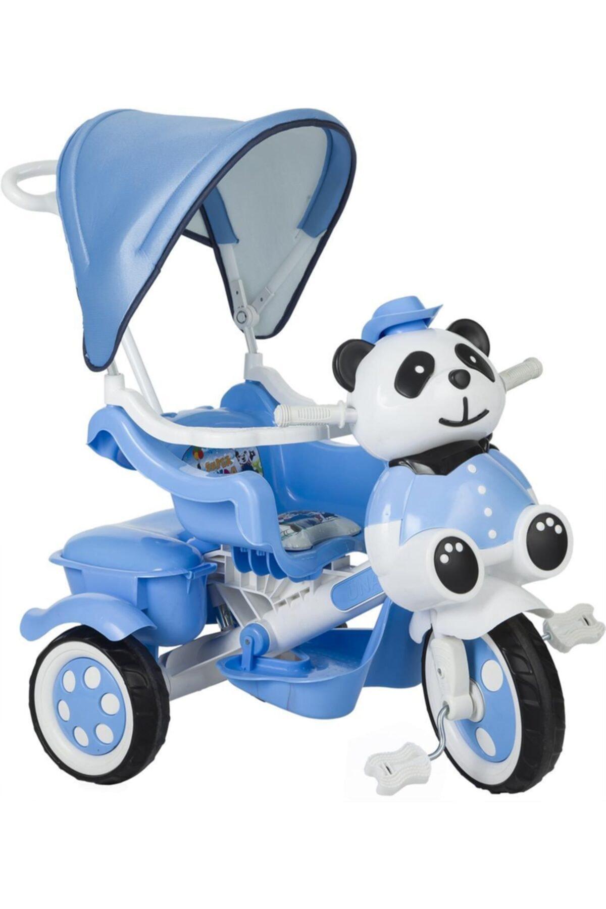 Ünal Baby Süper Panda Itmeli Bisiklet
