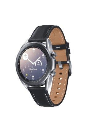 Samsung Galaxy Watch3 41mm Gümüş Akıllı Saat (Samsung Türkiye Garantili) 1
