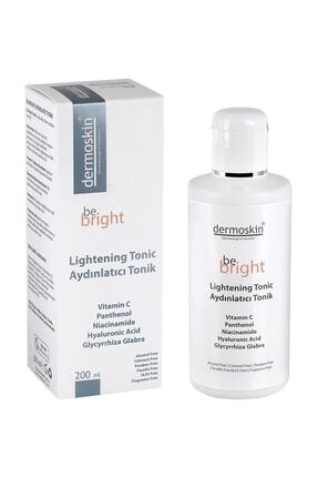 Dermoskin Be Bright Leke Giderici Aydınlatıcı Tonik 200 ml 0