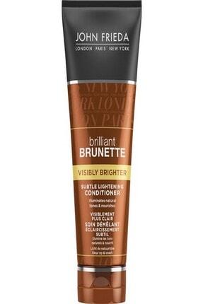John Frieda Brilliant Brunette Visibly Brighter Saç Kremi 250ml 0
