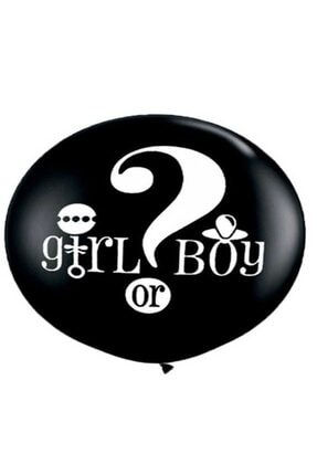 Öykü Cinsiyet Balonu 2
