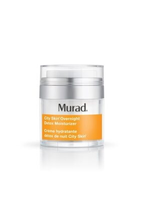 Murad Gece Nemlendiricisi - City Skin Overnight Detox 50 Ml 0